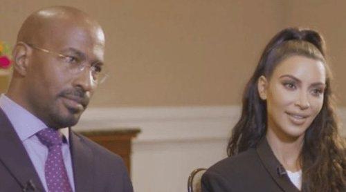 Kim Kardashian podría haber recuperado la ilusión con Van Jones, activista y presentador de televisión