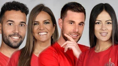Marta López, Melyssa Pinto, Omar Sánchez y Tom Brusse, nominados de la semana en 'SV 2021'