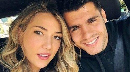 Alice Campello y Álvaro Morata quieren ampliar la familia: 'Queremos adoptar'