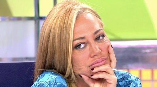 Belén Esteban revela que Jesulín de Ubrique ha visto a su hija Andrea: 'Si me callo sería muy injusta'
