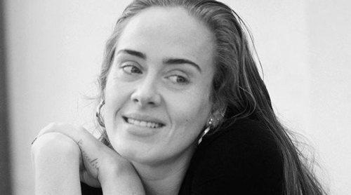 Adele celebra su 33 cumpleaños reapareciendo con unas fotos inéditas tras meses de ausencia