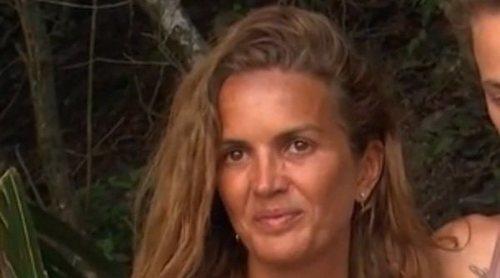 Marta López se convierte en la segunda expulsada definitiva de 'Supervivientes 2021'