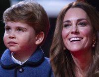"""Kate Middleton revela una afición del Príncipe Luis: """"No puedo seguirle el ritmo"""""""