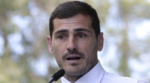 El comunicado con el que Iker Casillas desmiente infidelidades y el amago de infarto