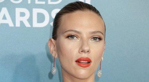 Scarlett Johansson, en contra de los Globos de Oro y acusa de sexistas a los periodistas de Hollywood