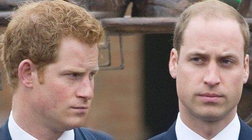 El plan del Príncipe Guillermo y el Príncipe Harry que muestra un distanciamiento difícil de solucionar