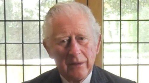 El homenaje del Príncipe Carlos al Duque de Edimburgo en el que recuerda el vacío que ha dejado