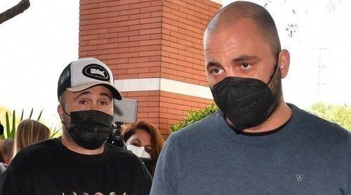 Kiko Rivera, un gran apoyo para Antonio Tejado tras la muerte de su padre por coronavirus