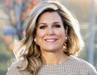 De la foto privada de Máxima de Holanda que se ha hecho pública a la sorpresa que le dieron sus tres hijas