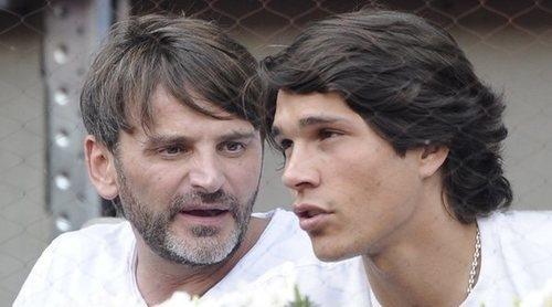 Fernando Tejero cuenta cómo nació su amistad con Pablo Castellano, marido de María Pombo