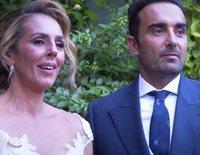 Las ausencias en la boda de Rocío Carrasco y Fidel Albiac y el motivo por el que David nunca asistió