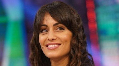 Hiba Abouk cuenta con mucha emoción lo que ha sido para ella ser madre: 'Me explota el pecho de amor'