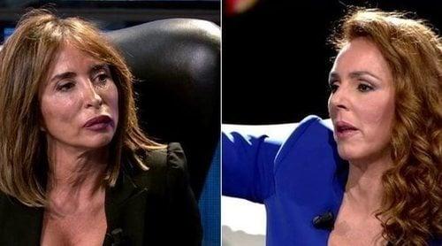 El alegato de María Patiño en defensa de Rocío Carrasco:
