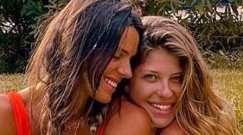 Anita Matamoros, muy feliz por el segundo embarazo de su hermana Laura Matamoros: