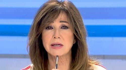El motivo por el que Ana Rosa Quintana se ha ausentado en su programa