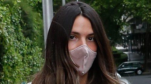 La agridulce reaparición de Laura Matamoros tras la confirmación de su segundo embarazo: 'Estoy fatal'