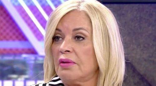 Sofía Cristo habla del estado de salud de Bárbara Rey y de las secuelas del coronavirus contra las que lucha