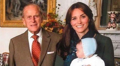 El Príncipe Guillermo, Kate Middleton y sus hijos: así afrontan la muerte del Duque de Edimburgo