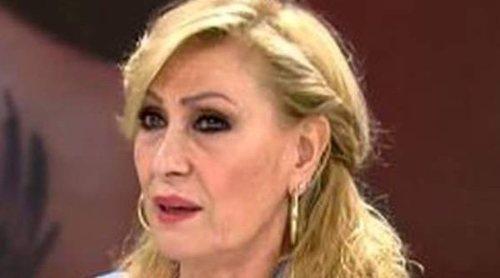 Rosa Benito estalla contra Antonio Canales en defensa de Rocío Jurado