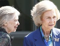 El poderoso motivo que acortó la escapada de la Reina Sofía a Mallorca con Irene de Grecia