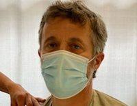 """Federico de Dinamarca muestra el momento en el que fue vacunado: """"Recibí la primera dosis"""""""