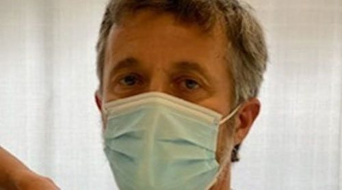 Federico de Dinamarca muestra el momento en el que fue vacunado: 'Recibí la primera dosis'