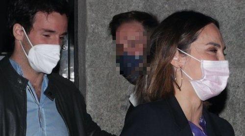 Tamara Falcó e Íñigo Onieva, de cena romántica y haciendo oídos sordos a los rumores de infidelidad