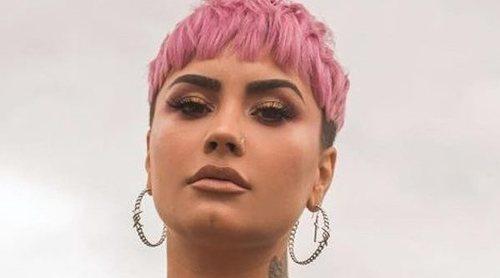 Demi Lovato confiesa identificarse con el género no binario