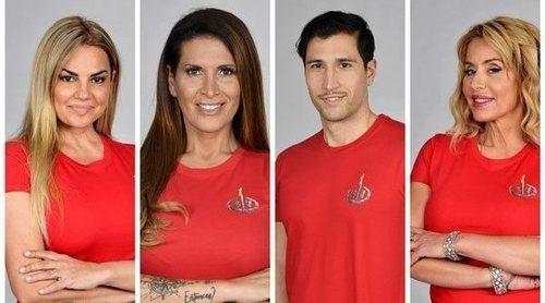 'Supervivientes 2021': Valeria Marini, Lara Sajen, Sylvia Pantoja y Gianmarco  son los nominados de la semana