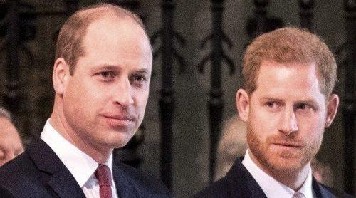 Los Príncipes Guillermo y Harry reaccionan la conclusión de la investigación sobre la entrevista de Lady Di
