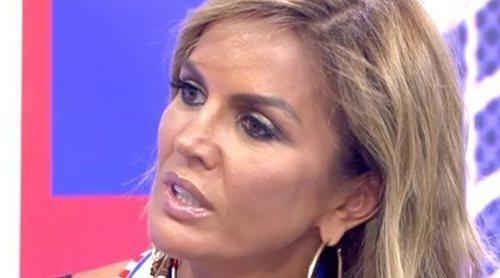 Marta López confiesa que Olga Moreno habla de Rocío Carrasco en 'Supervivientes' fuera de cámara