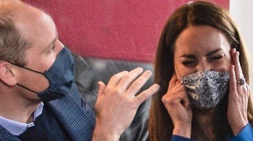 Del coqueteo del Príncipe Guillermo a una broma por el poco talento musical de Kate Middleton en Escocia