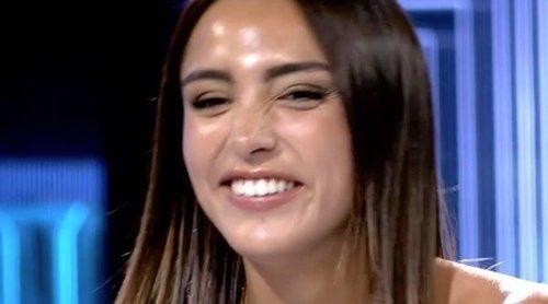 'Supervivientes 2021': Así fue el cómplice reencuentro de Sandra Pica y Julen