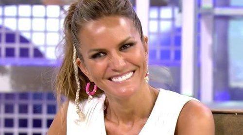 Marta López da a entender que fue ella quien rechazó a Tom Brusse