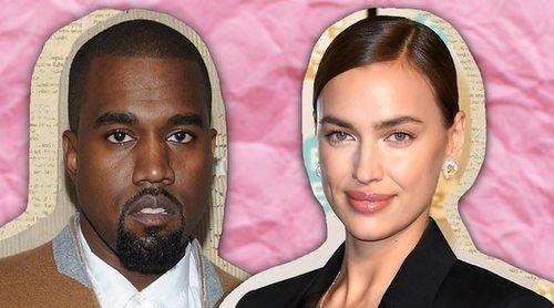 ¿Están saliendo Kanye West e Irina Shayk?