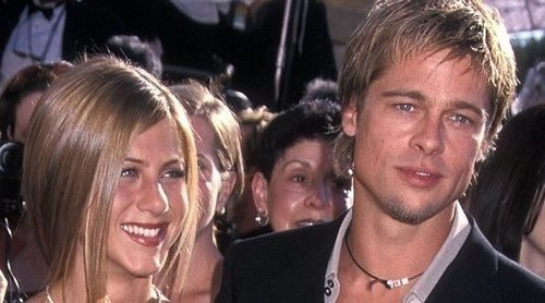 Jennifer Aniston piropea a su exmarido Brad Pitt