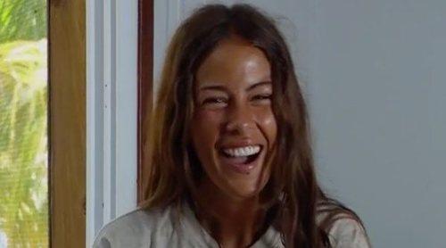 La reacción impasible de Tom ante la vuelta de Melyssa a la convivencia en 'Supervivientes 2021'