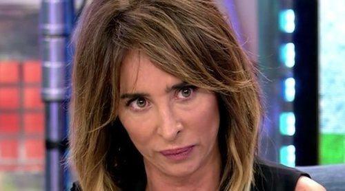 María Patiño pide perdón a Carlota Corredera y admite que se ha equivocado con Rocío Carrasco