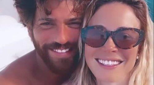 Can Yaman y Diletta Leotta presumen de su amor durante su romántica escapada a Capri