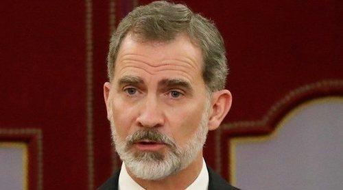El Rey Felipe ya ha sido vacunado contra el coronavirus en el Wizink Center de Madrid