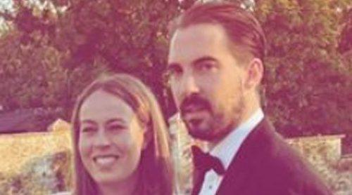 La otra 'boda' de Felipe de Grecia y Nina Flohr: en Reino Unido, entre amigos y con el importante detalle que les faltó