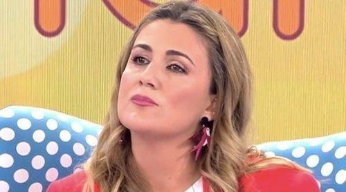 Carlota Corredera: de su ultimátum a Antonio Montero a su cara a cara con Kiko Matamoros por Rocío Carrasco