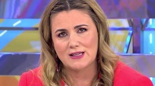 Carlota Corredera responde a José Antonio, tío de Rocío Carrasco: 'Que bonito cuestionar una sentencia firme'