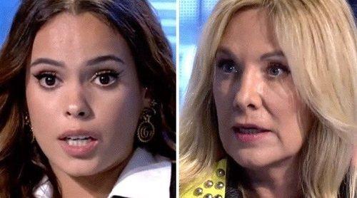 Belén Rodríguez y Gloria Camila se enfrentan por Rocío Carrasco