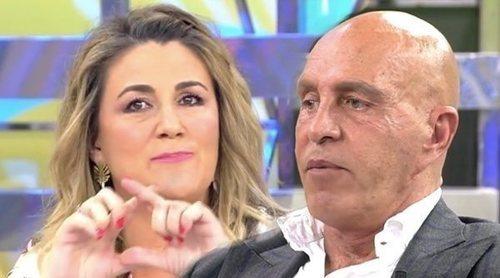 Las pullas de Carlota Corredera a Kiko Matamoros: 'Tienes suerte de que yo no sea la directora de 'Sálvame'