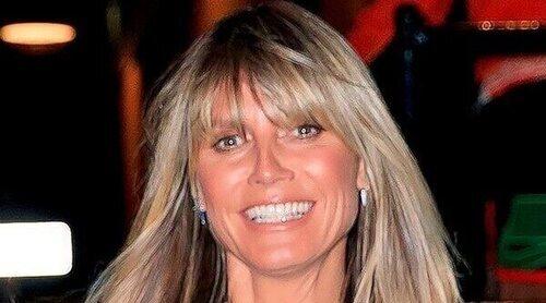 Heidi Klum demanda a su padre por registrar sin su permiso el nombre de su hija como marca