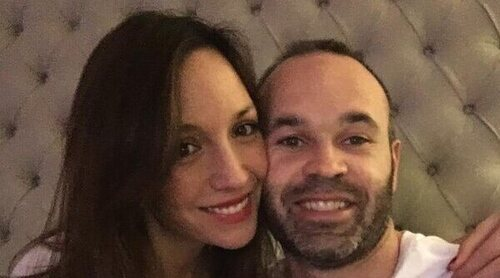 Andrés Iniesta entrevista a su mujer Anna Ortiz: 'Perder a nuestro bebé fue una experiencia súper traumática'