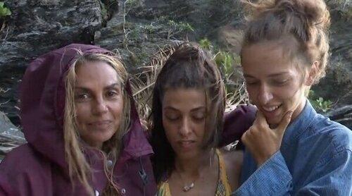 Sylvia Pantoja confirma la filtración sobre la existencia de Playa Destierro con Lola y Palito en 'SV 2021'