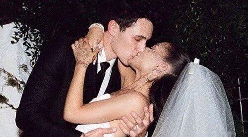 Así es el sorprendente y original regalo de bodas de Ariana Grande y Dalton Gomez