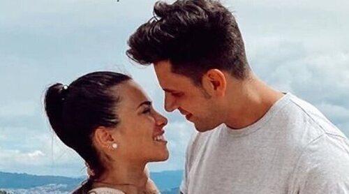 Diego Matamoros y Carla Barber, pillados besándose tras su ruptura
